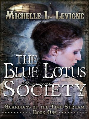 cover image of The Blue Lotus Society